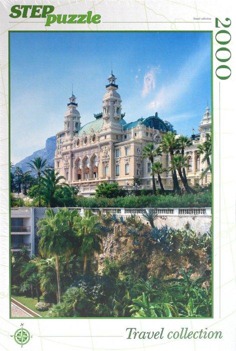 "Иллюстрация 1 из 2 для Step Puzzle-2000 ""Монако. Монте Карло"" (84013) | Лабиринт - игрушки. Источник: Лабиринт"