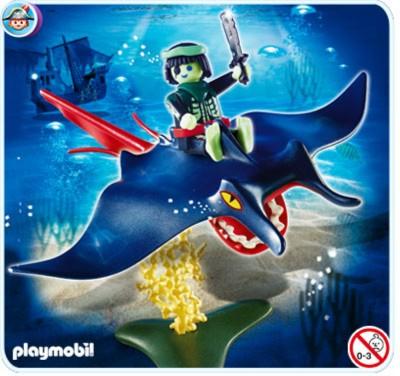 Иллюстрация 1 из 6 для Пират-призрак на скате (4801) | Лабиринт - игрушки. Источник: Лабиринт