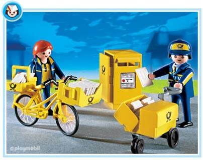 Иллюстрация 1 из 9 для Почтальоны (4403) | Лабиринт - игрушки. Источник: Лабиринт
