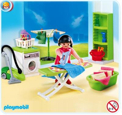 Иллюстрация 1 из 16 для Комната для домашнего хозяйства (4288) | Лабиринт - игрушки. Источник: Лабиринт