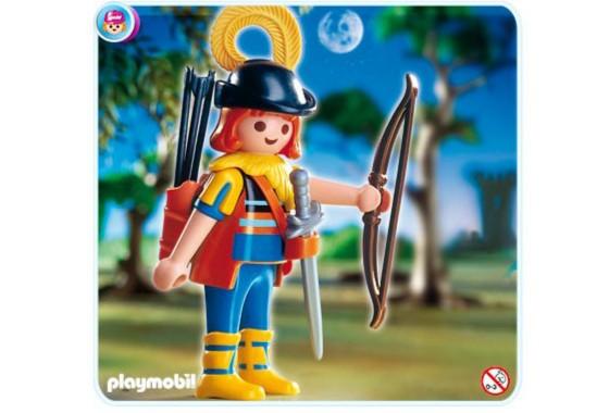Иллюстрация 1 из 11 для Лучник (4672) | Лабиринт - игрушки. Источник: Лабиринт