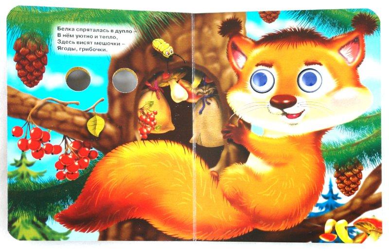 Иллюстрация 1 из 10 для Где живут зверушки - Ольга Корнеева | Лабиринт - книги. Источник: Лабиринт