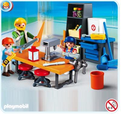 Иллюстрация 1 из 3 для Кабинет труда (4326) | Лабиринт - игрушки. Источник: Лабиринт