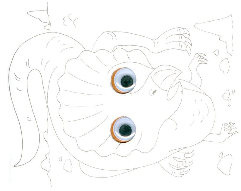 Иллюстрация 1 из 5 для Little dinosaurs. Динозавр | Лабиринт - книги. Источник: Лабиринт