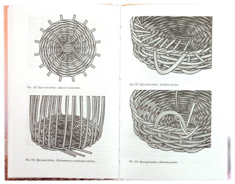 Плетение мебели из лозы книги