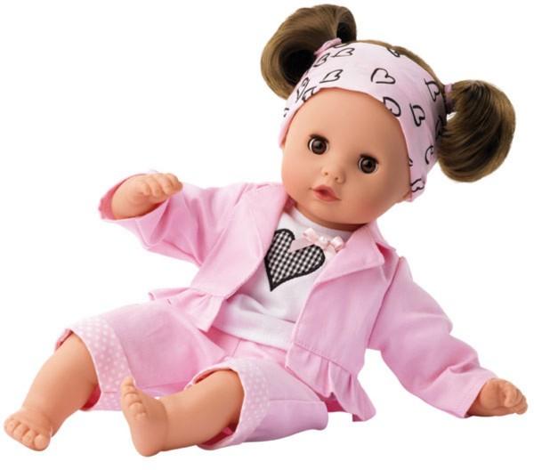 """Иллюстрация 1 из 7 для Кукла Маффин """"Сердечко"""" (1020953)   Лабиринт - игрушки. Источник: Лабиринт"""