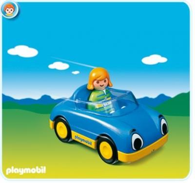 Иллюстрация 1 из 10 для Кабриолет (6758) | Лабиринт - игрушки. Источник: Лабиринт