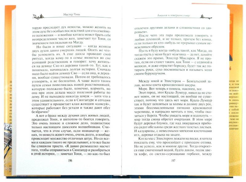 Иллюстрация 1 из 4 для Шпион из Калькутты. Амалия и генералиссимус - Чэнь Мастер | Лабиринт - книги. Источник: Лабиринт