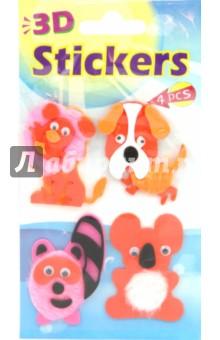 Наклейки детские. FS-Sticker Ле Флэш