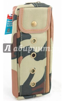 "Пенал-косметичка ""Military"" (850508)"