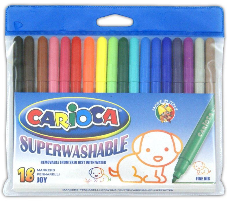 ����������� 1 �� 5 ��� ���������� 18 ������ CARIOCA Universal (40555) | �������� - ��������. ��������: ��������