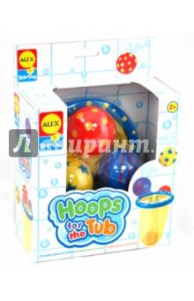 """Игра для ванной """"Мячики в сетке"""" (694) ALEX"""