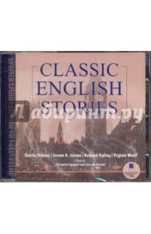 Классические английские рассказы (на английском языке) (CDmp3) Ардис