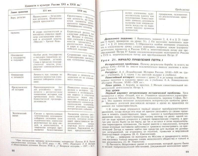 россии задания по готовые домашние 10 классов истории