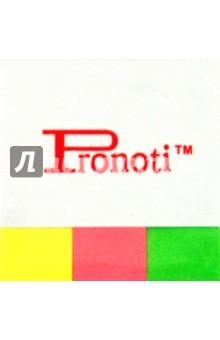 Закладки 3 цвета по 20 листов, 12х38 мм (45150, 45152)