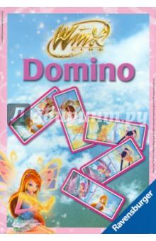 Настольная игра Winx. Домино