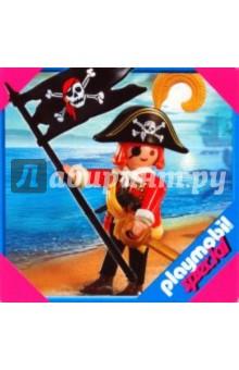 Пират с флагом (4690)