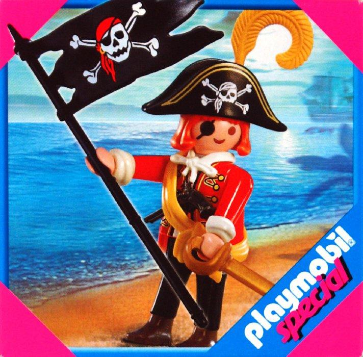 Иллюстрация 1 из 5 для Пират с флагом (4690) | Лабиринт - игрушки. Источник: Лабиринт