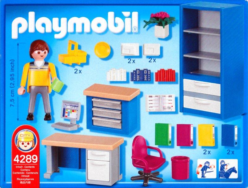Иллюстрация 1 из 7 для Кабинет (4289) | Лабиринт - игрушки. Источник: Лабиринт