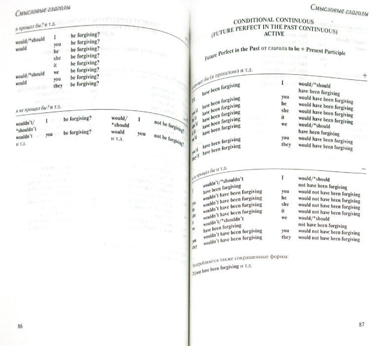 Иллюстрация 1 из 15 для Таблицы спряжения английских глаголов | Лабиринт - книги. Источник: Лабиринт
