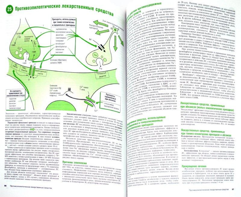 Иллюстрация 1 из 6 для Наглядная фармакология - Майкл Нил | Лабиринт - книги. Источник: Лабиринт