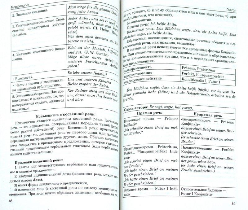 """Иллюстрации к  """"Немецкий язык в схемах и таблицах """" ."""