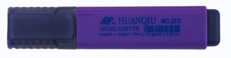 Иллюстрация 1 из 2 для Текстовыделитель фиолетовый (HL 313) | Лабиринт - канцтовы. Источник: Лабиринт