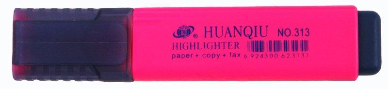 Иллюстрация 1 из 3 для Текстовыделитель розовый (HL 313) | Лабиринт - канцтовы. Источник: Лабиринт