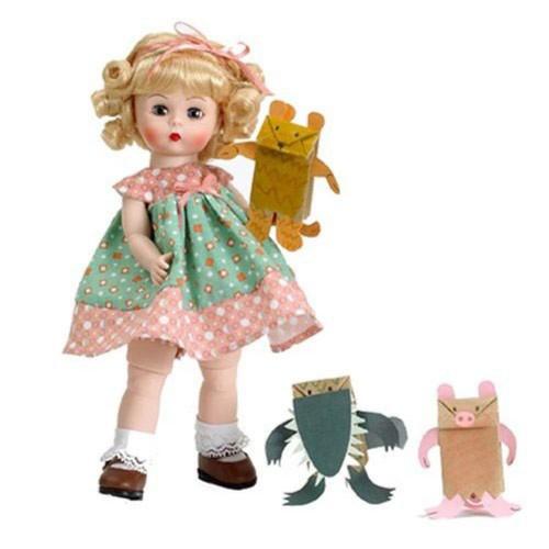 Иллюстрация 1 из 12 для Кукла Ретро (48075) | Лабиринт - игрушки. Источник: Лабиринт