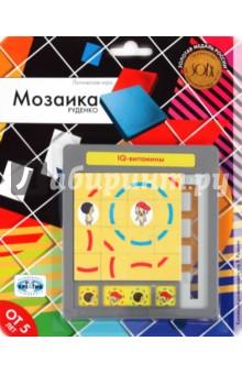 "Мозаика Руденко ""IQ-витамины. Красная Шапочка"""
