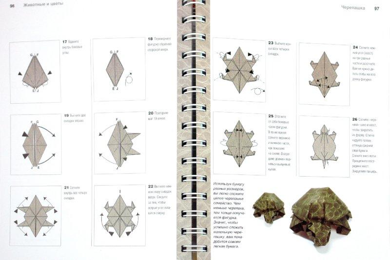 Иллюстрация 1 из 6 для Оригами: Энциклопедия - Эшли Вуд   Лабиринт - книги. Источник: Лабиринт