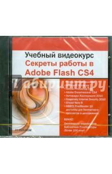 Учебный видеокурс. Секреты Adobe Flash CS4 (DVDpc)