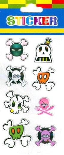 Иллюстрация 1 из 3 для Наклейки детские, в ассортименте (Eyes Sticker) | Лабиринт - игрушки. Источник: Лабиринт