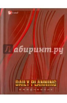 """Ежедневник """"Офисный стиль. Красный"""" (ЕЖЛ11619207)"""