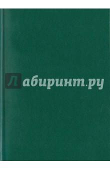 """Ежедневник """"Зеленый"""" (ЕБ1151521)"""