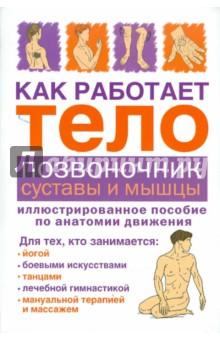 Кале-Жермен Бландин Как работает тело. Позвоночник, суставы и мышцы