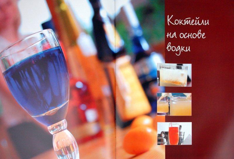 Иллюстрация 1 из 4 для Коктейли: Упоительные сочетания - Владимир Ходоров | Лабиринт - книги. Источник: Лабиринт