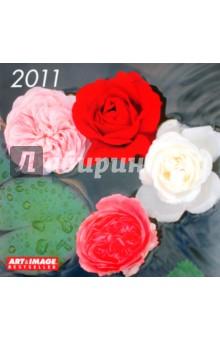 """Календарь 2011 """"Розы"""" (4448-9)"""