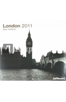 """Календарь 2011 """"Лондон"""" (4351-2)"""