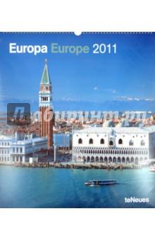 "Календарь 2011 ""Европа"" (4277-5)"
