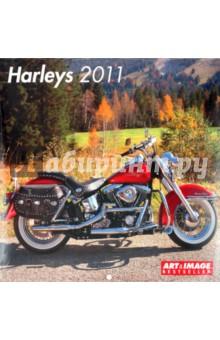 "Календарь 2011 ""Харлей"" (4439-9)"
