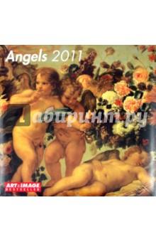 """Календарь 2011 """"Ангелы"""" (4593-6)"""