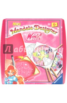 """Игра mini Mandala-Designer """"Winx Dance"""" (299690)"""