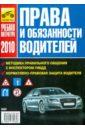 Права и обязанности водителей.  ...