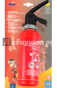 Игрушка-огнетушитель (8940)