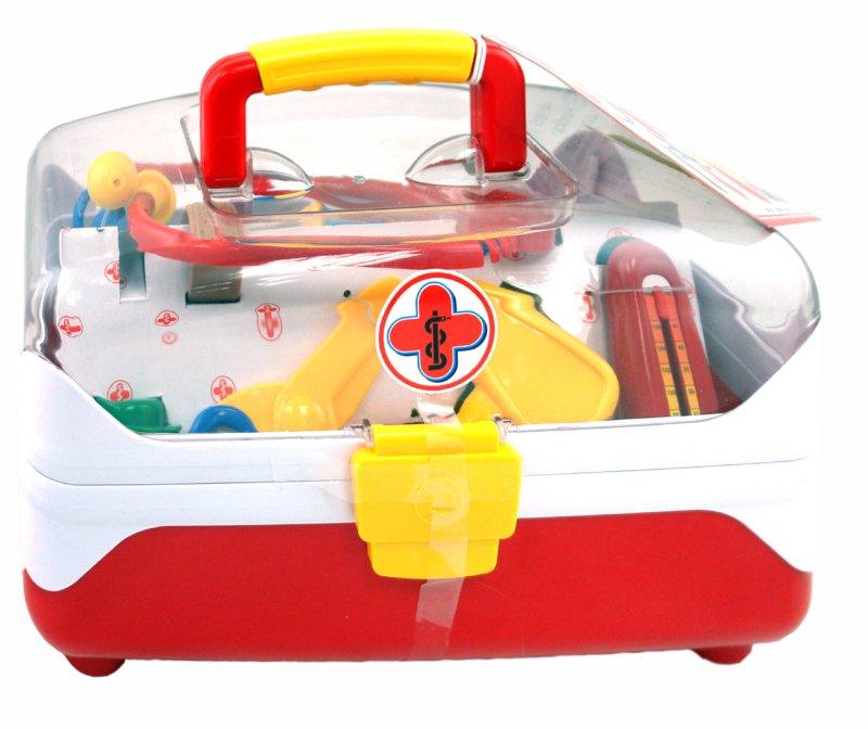 Иллюстрация 1 из 6 для Игрушка набор доктора в контейнере (4685)   Лабиринт - игрушки. Источник: Лабиринт