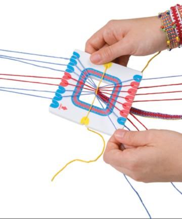 Иргушки набор для плетения браслетов