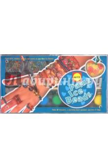 Набор для прозрачных украшений + краски (136)Украшения из бисера, бусин, страз и ниток<br>Набор для создания украшений. Вы можете создать 8 браслетов, красивое ожерелье и колечки. В наборе: прозрачные пластиковые браслеты, нить, подвеска и кольца, акриловые краски (6шт.) для росписи бусин, кисть и инструкции. <br>Для детей от 8 лет.<br>Производство: Китай.<br>Упаковка: картонная коробка.<br>