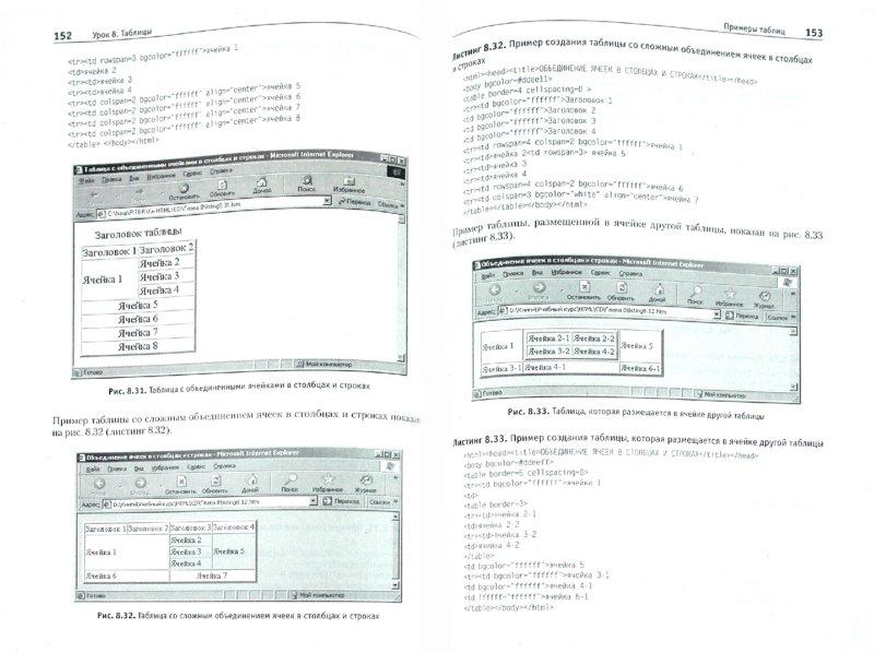 Иллюстрация 1 из 27 для HTML. Самоучитель - Комолова, Яковлева | Лабиринт - книги. Источник: Лабиринт