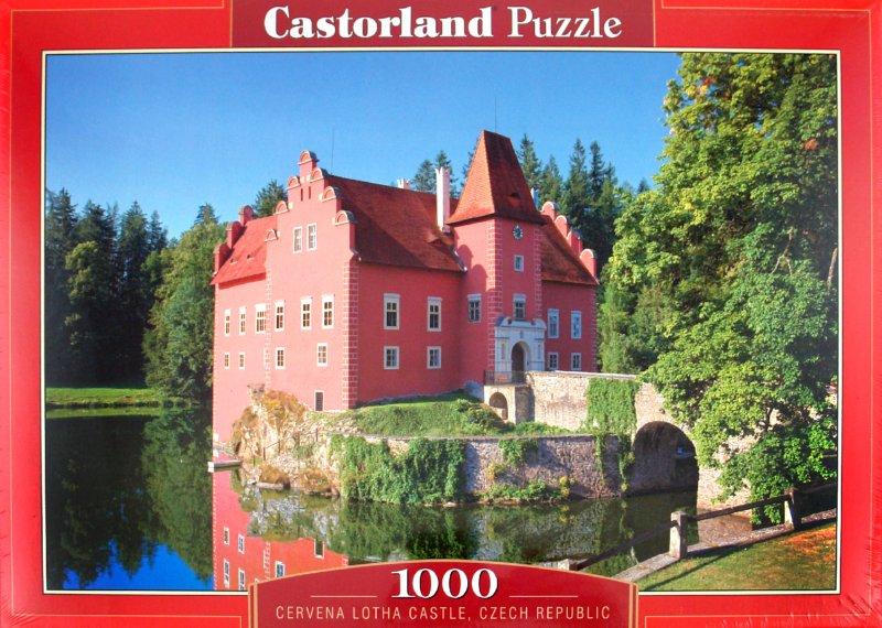Иллюстрация 1 из 5 для Замок, Чехия, 1000 деталей (C-102136) | Лабиринт - игрушки. Источник: Лабиринт
